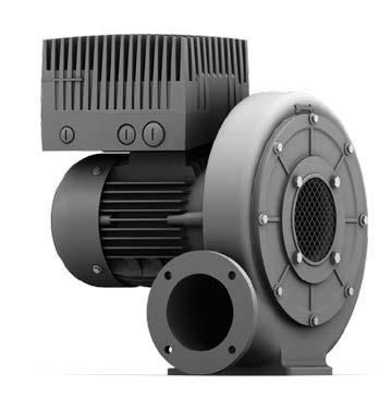 Высоконапорные вентиляторы Elektror HRD 14