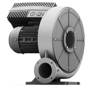 Высоконапорные вентиляторы Elektror HRD 2