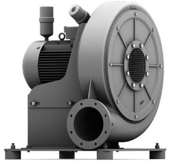 Высоконапорные вентиляторы Elektror HRD 7