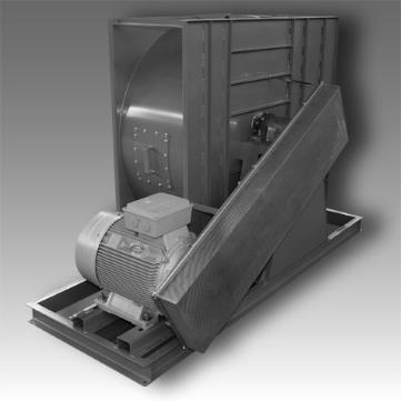 Высоконапорные вентиляторы Elektror CFH