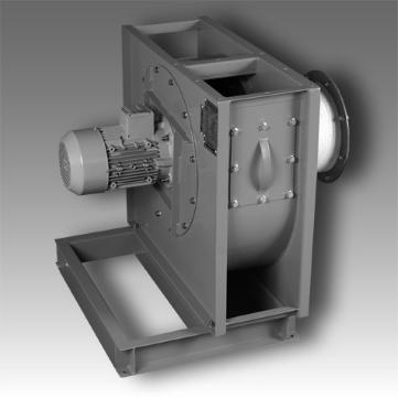 Низконапорные вентиляторы Elektror CFL
