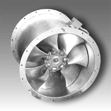 Канальные средненапорные вентиляторы Elektror MAF