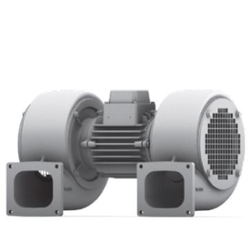 Низконапорные вентиляторы Elektror ND 2D