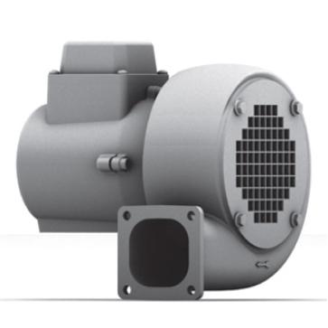 Низконапорные вентиляторы Elektror ND D03