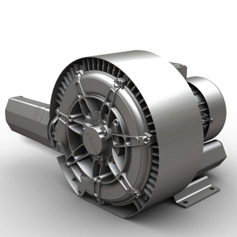 Вихревые вентиляторы Elektror 2SD