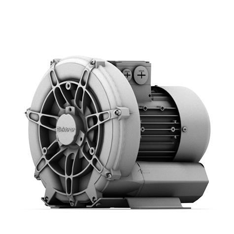Вихревые вентиляторы Elektror 1SD 1SE