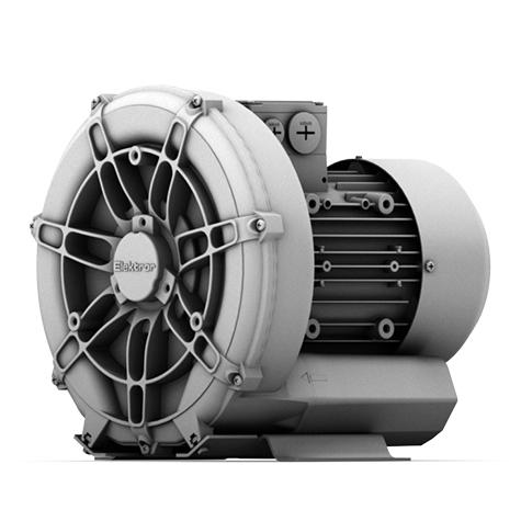 Вихревые вентиляторы Elektror 1SD 1SE 310