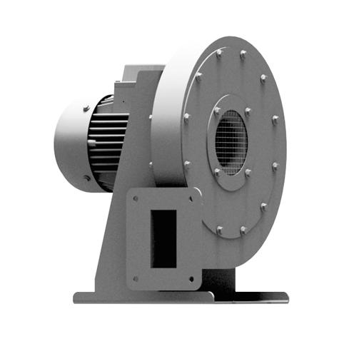 Высокоскоростные вентиляторы Elektror S HP