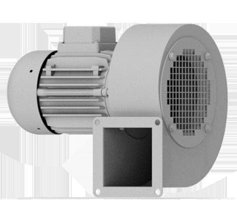 Высокоскоростные вентиляторы Elektror S LP
