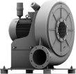 Вентиляторы и воздухонагнетатели Elektror